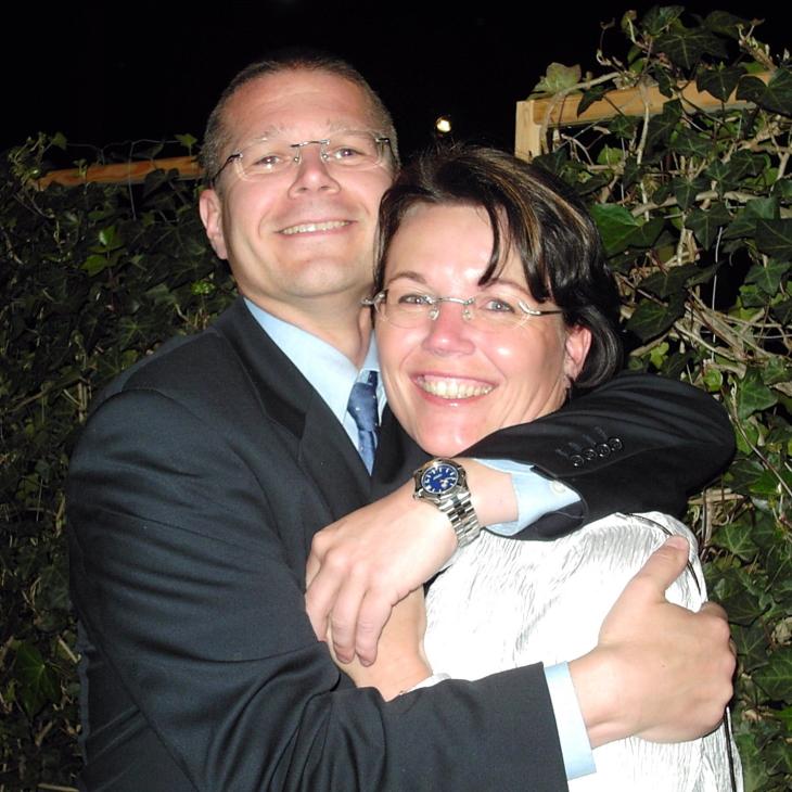 Yvonne und Roland