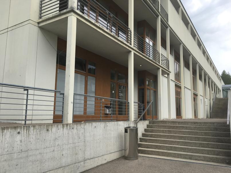 Tanzschule DanceEmotion Eingang Standort Winterthur
